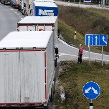 Tyrimas: Lietuvos logistikos įmonėse – nelegalūs vairuotojų apmokestinimai