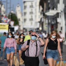 Augant koronaviruso atvejų skaičiui Madridas tvirtina, kad lankytis šalyje saugu