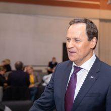 V. Tomaševskio partija sprendžia, kokių veiksmų toliau imtis dėl A. Tapino akcijos
