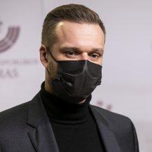 G. Landsbergis: dėl A. Navalno situacijos vien politinių pareiškimų neužtenka