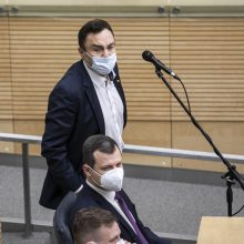 Seimas po audringų diskusijų patvirtino kitų metų valstybės biudžetą