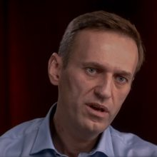 Rusijos žmogaus teisių įgaliotinė: A. Navalno gyvybei pavojaus nėra