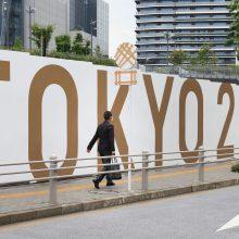 Ekspertas: Tokijo olimpiada būtų saugiausia be sirgalių
