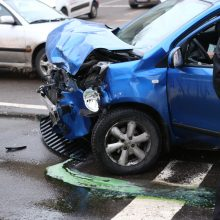 Per savaitę šalies keliuose nežuvo nė vienas eismo dalyvis, sužeista 40