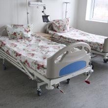 Auditas: lovų ligoninėse tebėra per daug, šeimos gydytojai gaišta laiką