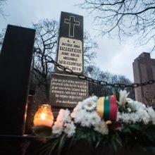 Dėl vandalizmo atvejų Rasų kapinėse – prokuratūros prašymas savivaldybei