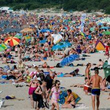 Per vasarą Palangos ir Šventosios paplūdimiuose skendo 36 žmonės