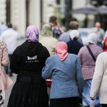 Vyriausybė nepritarė 13-osios pensijos skyrimui