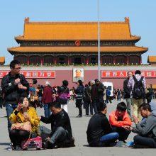 Kinija sukėlė tektoninį lūžį, prie kurio šį kartą prisitaikyti teks Vakarams
