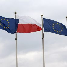 Briuselis padavė Lenkiją į ES teismą