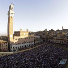Toskana – kultūros politikos fikcija