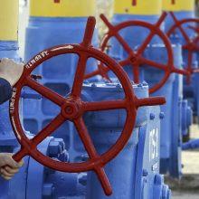 """""""Gazprom"""" ir Ukraina pasirašė dokumentų paketą dėl dujų tranzito pratęsimo"""