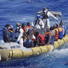 Šiemet per aštuonis mėnesius beveik 800 migrantų žuvo, mėgindami pasiekti Ispanijos Kanarų salas