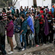 Pernai 540 tūkst. žmonių gavo prieglobstį ES valstybėse