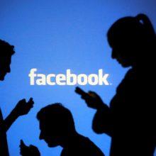 """""""Facebook"""" pripažino: milijonus slaptažodžių galėjo matyti visi įmonės darbuotojai"""