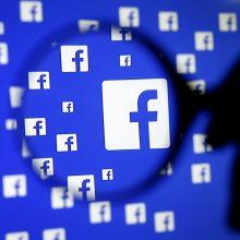"""""""Facebook"""" prieš rinkimus sugriežtins politinės reklamos taisykles"""