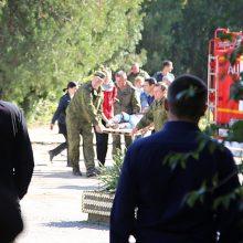 Krymo politechnikume studentas nužudė 19 bendramokslių