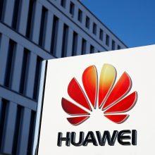 """""""Huawei"""" vadovas: Jungtinėms Valstijoms 5G ryšys – strateginis ginklas"""