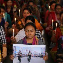 Kas žinoma apie sprogdinimus Šri Lankoje?