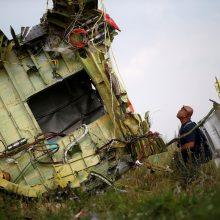 Tyrimas dėl numušto lėktuvo: paskelbta naujų detalių, susijusių su Rusija
