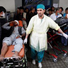 Kabule mirtininkui detonavus užminuotą automobilį žuvo mažiausiai 14 žmonių