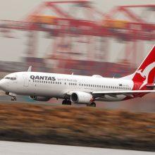 Australijos oro linijos išbandys 19 valandų trukmės skrydžius