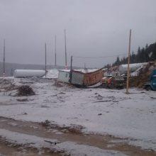 Rusijoje griuvus užtvankai aukso kasykloje žuvo 13 žmonių