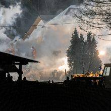 Lenkijoje per dujų sprogimą žuvo aštuoni žmonės