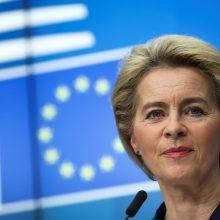 Prekybos sutartis su JK: ES perspėja dėl įtemptos darbotvarkės