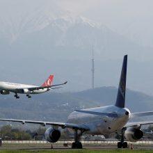 Turkija tarptautinį oro susisiekimą ruošiasi atverti birželio viduryje