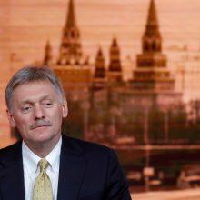 Kremlius: pilietinis karas Ukrainoje keltų pavojų Rusijai
