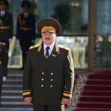 JAV: A. Lukašenka nėra teisėtas Baltarusijos prezidentas