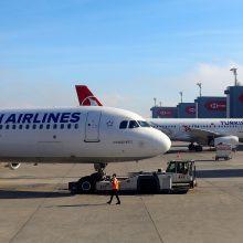 Atnaujinami skrydžiai iš Vilniaus į Stambulą