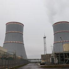 VATESI: Lietuvos pozicija dėl Astravo AE nesikeičia
