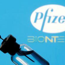 """EVA: """"Pfizer/BioNTech"""" vakcina nesusijusi su paskiepytų asmenų mirtimis"""
