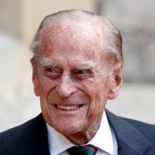 Princas Williamas: princas Philipas jaučiasi gerai