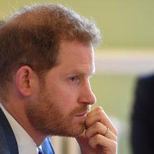 Žiniasklaida: princo Philipo laidotuvėse karališkoji šeima nedėvės karinių uniformų