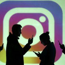 """""""Facebook"""" kuria """"Instagram"""" versiją, skirtą jaunesniems nei 13 metų vaikams"""