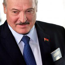 Baltarusijoje slopinant protestų judėjimą jau nuteista per 400 žmonių