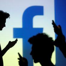 """""""Facebook"""" atsisako informuoti 530 mln. vartotojų apie duomenų nutekėjimą"""