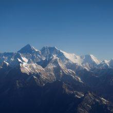 Ant Everesto žuvo du alpinistai iš JAV ir Šveicarijos