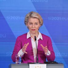 ES paskelbė skirsianti 1 mlrd. eurų pagalbos paketą Afganistanui