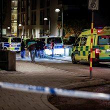 Stokholme nušautas 19-metis švedų reperis