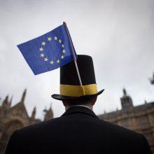"""ES ir JK sutartis dėl prekybos ryšių po """"Brexit"""": pagrindiniai punktai"""