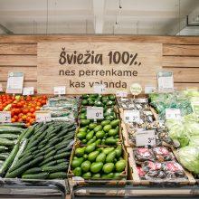 """""""Iki"""" Kaune atidarė pirmąją šiais metais naują parduotuvę"""
