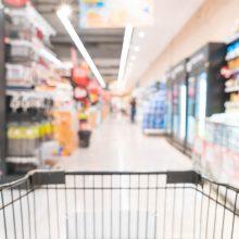 Pigiausių maisto prekių krepšelis: kainos krenta šeštą mėnesį iš eilės