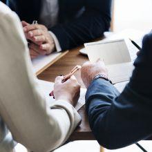 Kova su koronavirusu: ekspertų grupė koordinuos visus verslo pasiūlymus