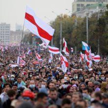 Minskas: siūlymai mažinti Lietuvos ir Lenkijos ambasadų personalą – privalomi
