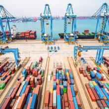 Kinija įves muitus 75 mlrd. dolerių vertės JAV prekėms