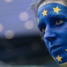 Europiečiai susitelkė iš baimės ar entuziazmo?